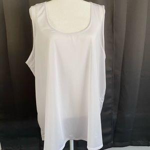 RBX Athletic Shirt Sleeveless Womens 3X